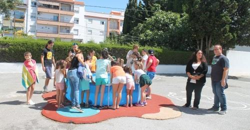 Escuela de Verano integrada para niños con necesidades especiales