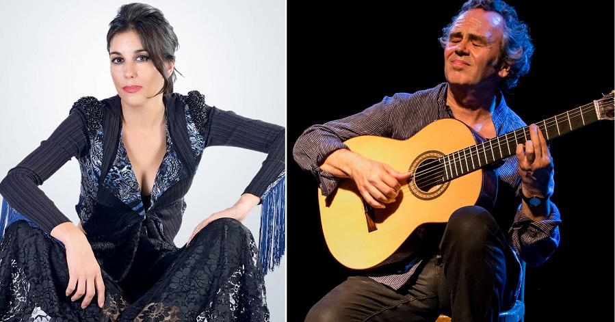 Este fin de semana el ciclo de Patios Flamencos de Motril ofrece el cante de Laura Vital y la fusión de Luis Balaguer
