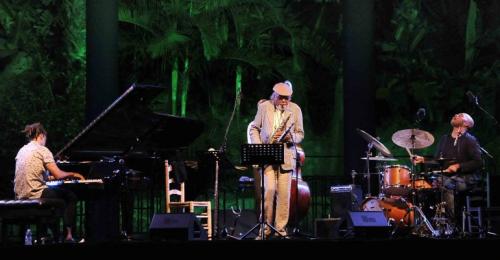 Gran concierto de Charles Lloyd en el festival 'Jazz en la Costa'