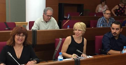 IU critica el 'relato complaciente de Motril' de Flor Almón