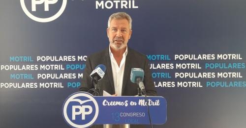 José García Fuentes, portavoz del PP en la Mancomunidad