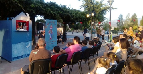 'La casa encantada' de Bambino Teatro este sábado en Salobreña