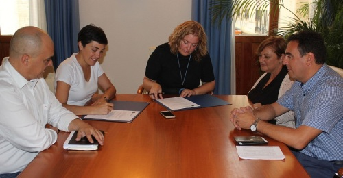 La Junta adjudica al Ayto. de Motril dos locales en la promoción de Cerrillo Jaime para usos sociales y solidarios