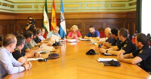La Junta Local de Prevención y Extinción de Incendios Forestales evalúa posibles casos de emergencia en verano