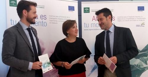 La Junta prevé la creación de 1.000 empleos en Granada con los nuevos incentivos de la Agencia IDEA
