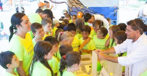 Laboratorios Marinos Itinerantes para concienciar sobre la protección del litoral