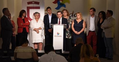 Las inversiones en obra pública de Diputación han generado más de 15.000 empleos en dos años