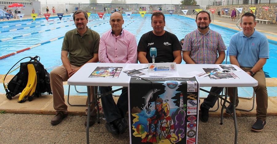 Las Jornadas Nacionales de Buceo Adaptado celebran su novena edición