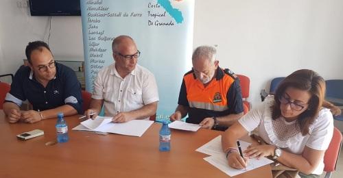 Mancomunidad patrocinará a tres asociaciones de Almuñécar