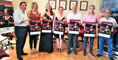 Marina Heredia encabeza el cartel del 48º festival flamenco Lucero del Alba (2)