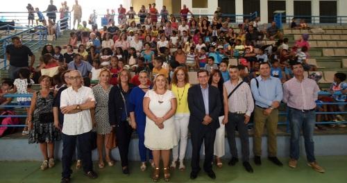 Más de 120 niños saharauis pasan el verano en Granada gracias al programa de Diputación 'Vacaciones en Paz'