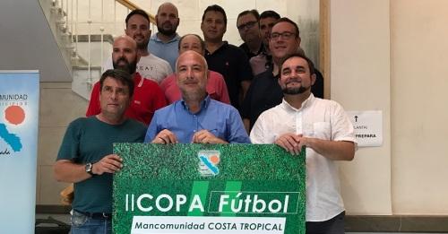 Presentada la 'II Copa de Fútbol Mancomunidad de la Costa Tropical'