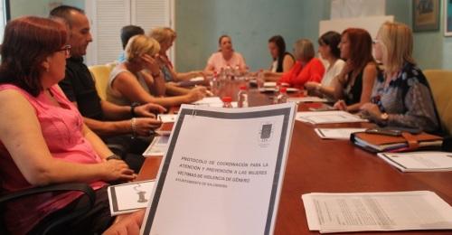 Protocolo de coordinación en la lucha contra la violencia de género