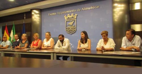 Se presenta el cartel de 'Flamencos por ACOMPALIA'