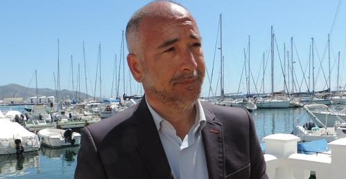 Sergio García Alabarce, presidente de la Mancomunidad