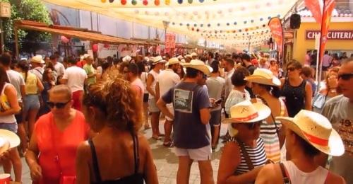 Una veintena de barras darán ambiente a la Feria de Día de Almuñécar