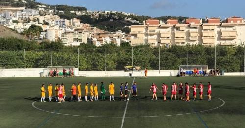 Almuñécar_II Copa de Fútbol Mancomunidad Costa Tropical