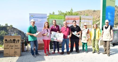 Almuñécar_Medio Ambiente_Junta_Campaña de prevención de incendios forestales