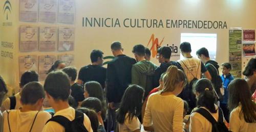 Casi 4.000 estudiantes de 73 centros de Granada han participado en un programa de cultura emprendedora