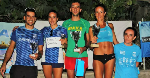 Cánovas Martínez e Arriola Gutiérrez ganaron la Carrera de la Vega de Almuñécar 2017 (2)