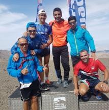 Club Atletismo Sexitano en la XXXIII Subida Internacional Granada- Pico Veleta