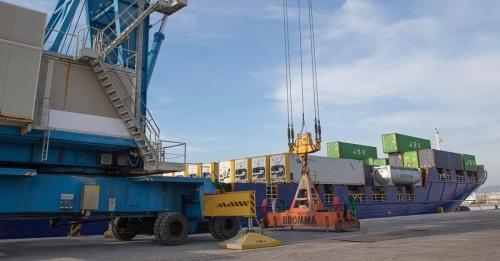De enero a junio, Motril el puerto que más ha crecido en mercancía general