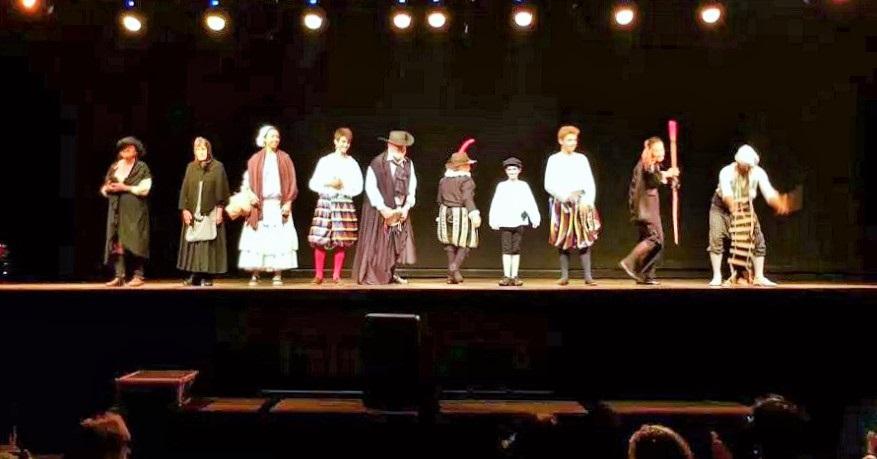 Dionisio Theatre puso el broche a la V Muestra de Teatro Clásico de Almuñécar
