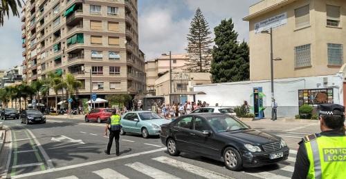 El Ayto. recuerda las restricciones al tráfico durante las Fiestas Patronales