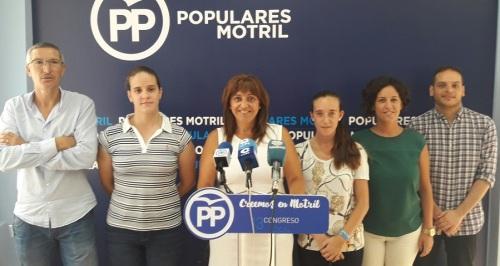 El Congreso Local del Partido Popular diseñó estrategias de futuro para Motril