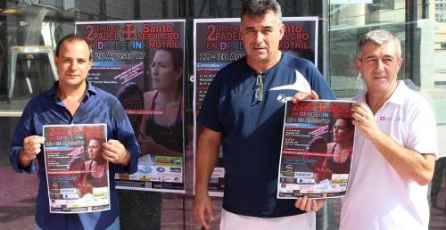 El 'II Torneo de Pádel Santo Sepulcro_ reunirá a más de 100 competidores entre aficionados y profesionales