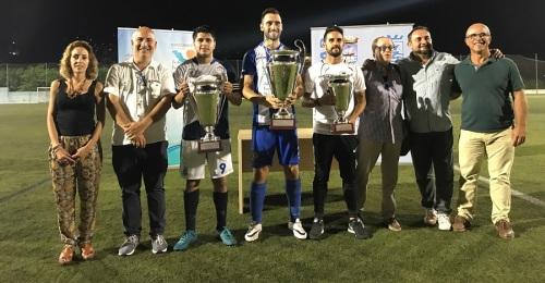 El Motril C.F se hace con la II Copa Mancomunidad Costa Tropical