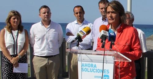 El Partido Popular espera que la Junta abone de una vez por todas las ayudas turísticas a la Costa de Granada