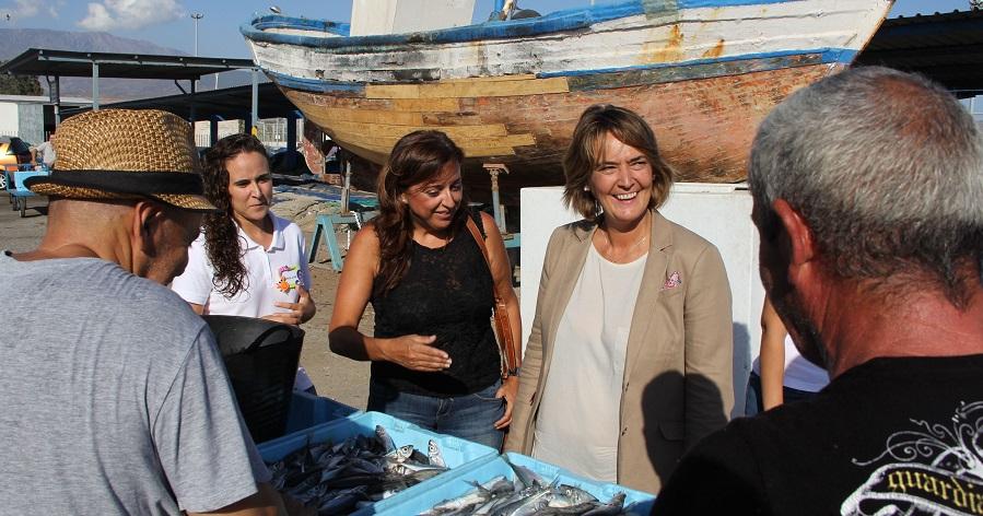 El PP pregunta a Almón que para cuándo la creación de la 'mesa por la pesca'