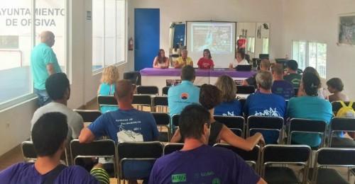Encuentro Nacional de Barranquismo en clave femenino