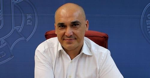 Gregorio Morales, concejal en el Ayto. de Motril