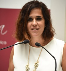 Irene Justo, Diputación de Granada