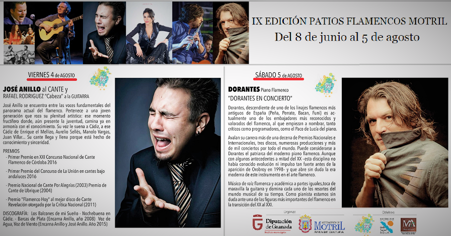 IX ed. Patios Flamencos Motril