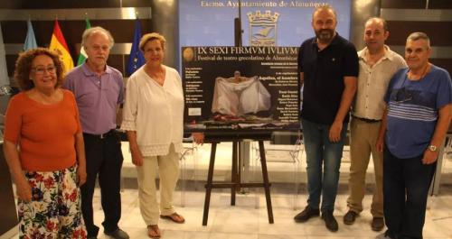 IX Festival de Teatro Grecolatino 'Sexi Firmum Iulium', del 6 al 9 de septiembre