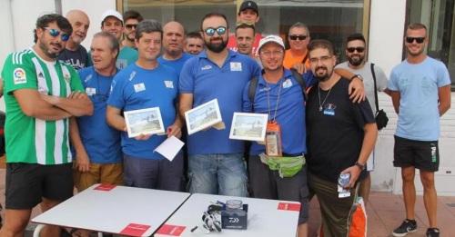 Jesús Morales gana el II Concurso de Pesca Spinning Costa Tropical