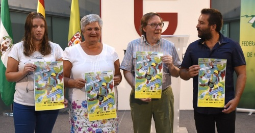 La Alpujarra, sede nacional del V Encuentro de Barranquismo