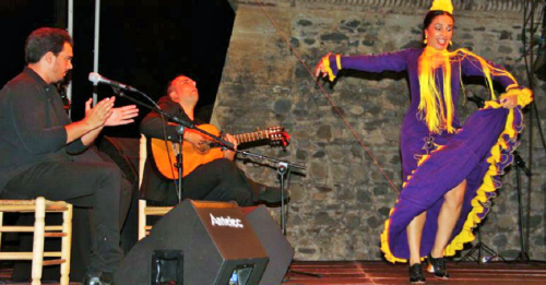 La Herradura celebró su 'VI Velada Flamenca' en homenaje y recuerdo al cantaor Manuel Rodríguez 'El Ruso' (2)