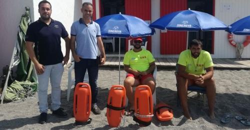 Las playas de Salobreña contarán con pulseras identificativas para los niños