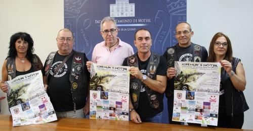 Los Gremlin_s de Motril celebran este fin de semana su XXV Concentración Motera