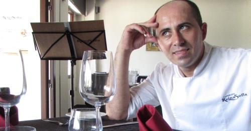 Miguel Flores Castilla, chef del Reina Sofía
