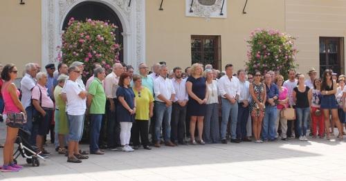 Motril condena el atentado de Barcelona y muestra su solidaridad con las víctimas
