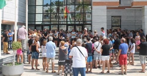 Salobreña condena el atentado de Barcelona