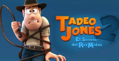 Salobreña se une al estreno mundial de la película de animación 'Tadeo Jones 2'