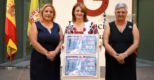 Un centenar de mujeres en el I Encuentro Nacional de Barranquistas de Órgiva
