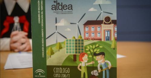 Unos 25.700 alumnos de Granada han participado en el programa ALDEA de educación ambiental