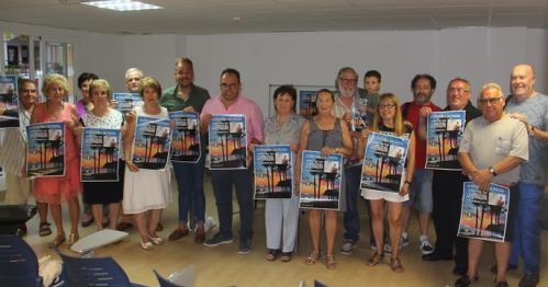 XI Certamen Internacional de Poesía 'Amigos de La Herradura'
